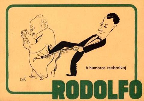 Rodolfo karikatúra