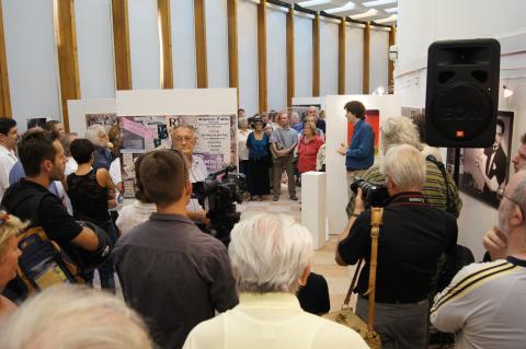 Rodolfo 100 kiállítás megnyitó műsor - Kelle Botond 2