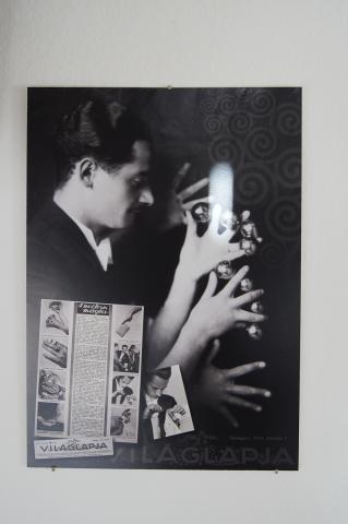 Rodolfo 100 kiállítás részlet