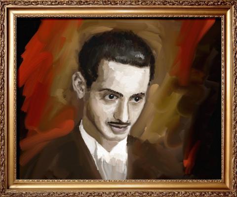 Rodolfo festmény 2
