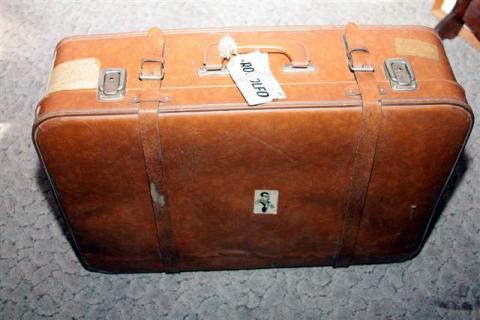 Rodolfo utazóbőröndje